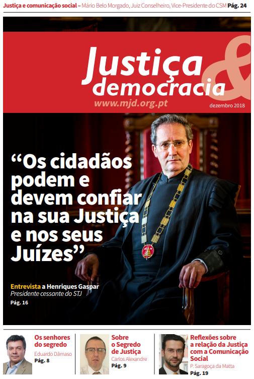 Jornal do Movimento - Dezembro 2018